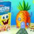 El nuevo cereal de Bob Esponja llega para promocionar su próxima película