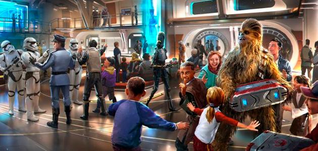 Disney World inaugurará un crucero de Star Wars a finales del 2020 y tú puedes reservar un viaje