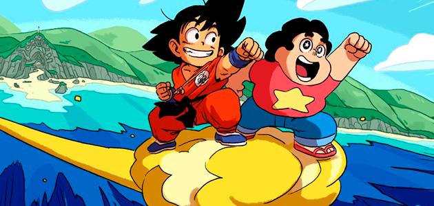El crossover de Dragon Ball y Steven Universe que a todos nos gustaría ver