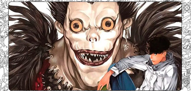 Lee ONLINE y GRATIS el nuevo manga de Death Note: Never Complete en español