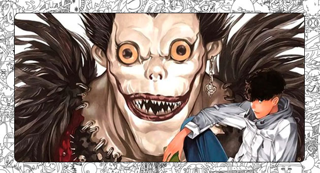 nuevo manga de death note