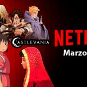 Catálogo Netflix Marzo 2020: series y películas animadas que llegan y se van de la plataforma