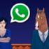 Te contamos cómo descargar los stickers de Bojack Horseman para Whatsapp