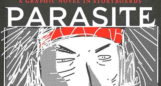 storyboard de parasite