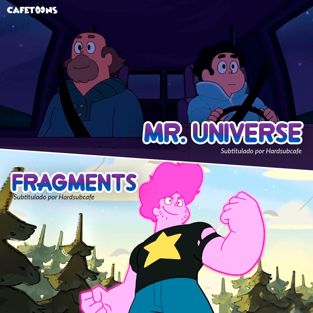 Steven Universe Future episodio 15 y 16 sub español