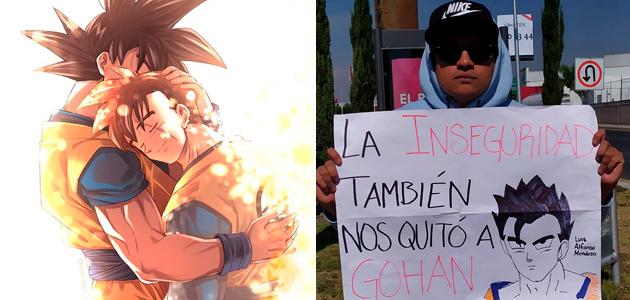 Luis Alfonso Mendoza: Toei Animation y miles de fanáticos rinden homenaje al actor de voz de Gohan