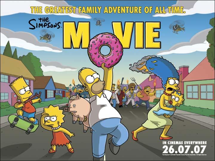 Cortometraje de Los Simpson