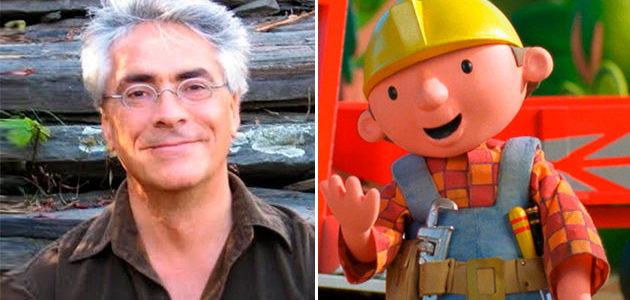 Falleció William Dufris, voz de Bob el Constructor, a los 62 años