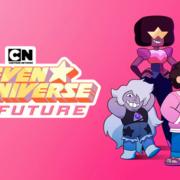 Mira los capítulos de Steven Universe Future doblados al español ONLINE