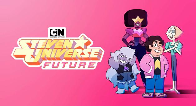 capítulos de Steven Universe Future