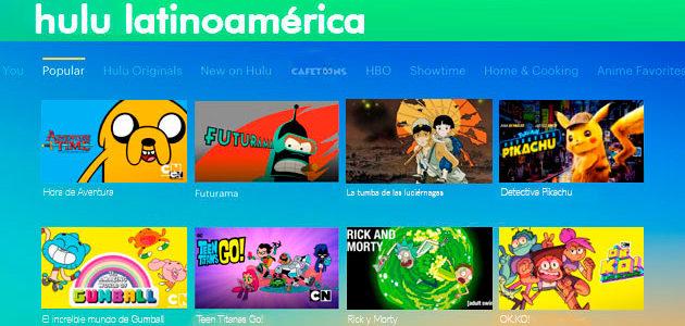 Catálogo de Hulu: plataforma llega a latinoamérica en 2021 y estas son las animaciones que verás