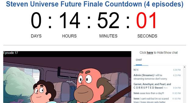 final de steven universe future