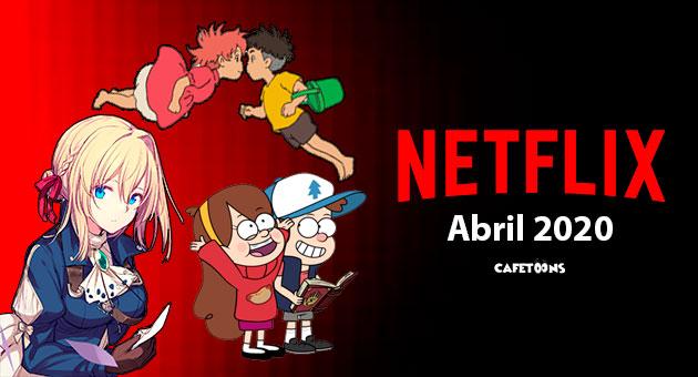 netflix abril 2020