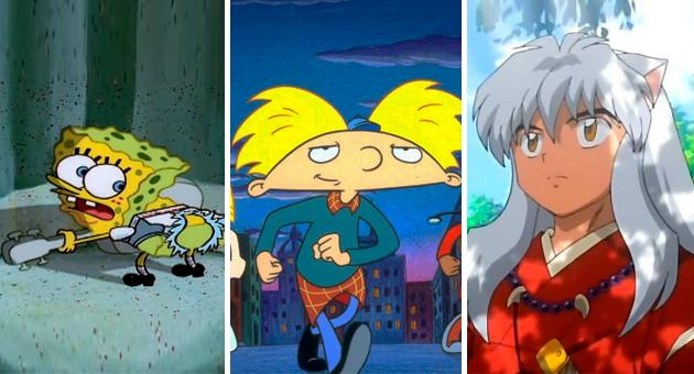 covers de series animadas