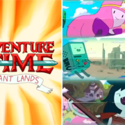 Cartoon Network revela teaser de Hora de Aventura Tierras Lejanas |VIDEO