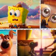 Todas las películas animadas del 2020 que fueron pospuestas y sus nuevas fechas de estreno