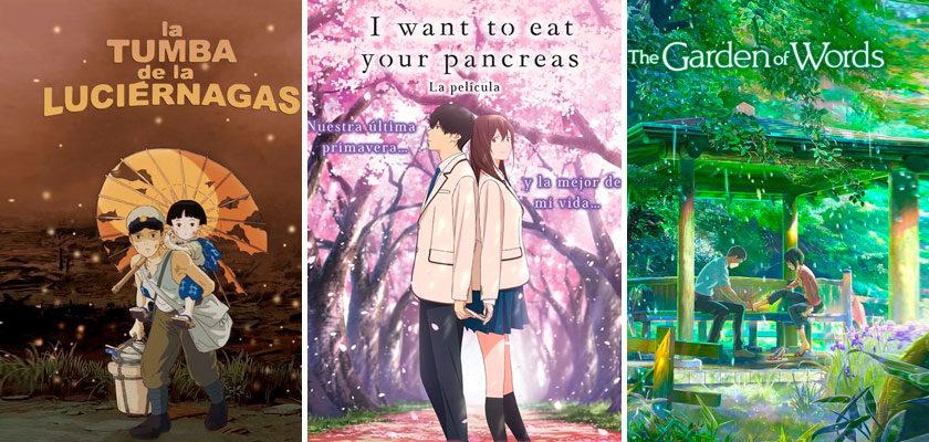 películas de anime