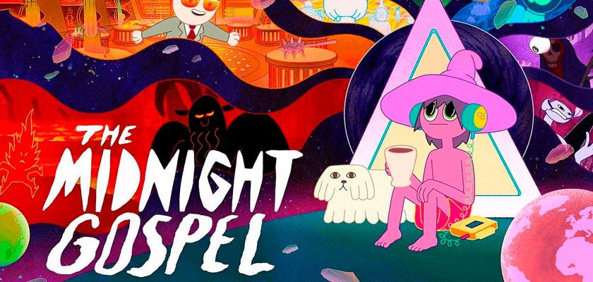Reseña de The Midnight Gospel