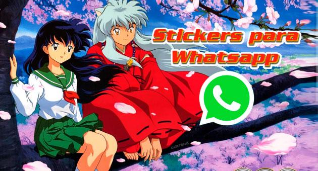 stickers de inuyasha