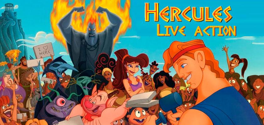 live action de Hércules