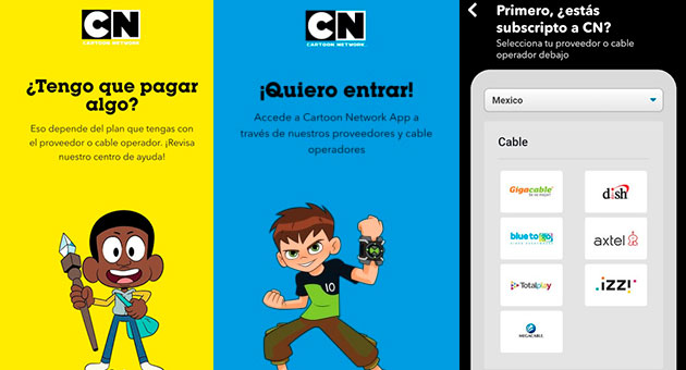 streaming de cartoon network
