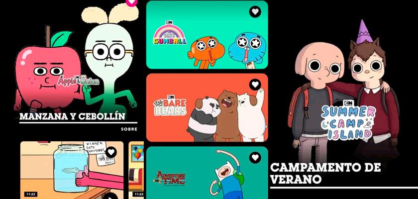 streaming de cartoon network
