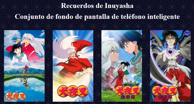 fondos de pantalla de inuyasha