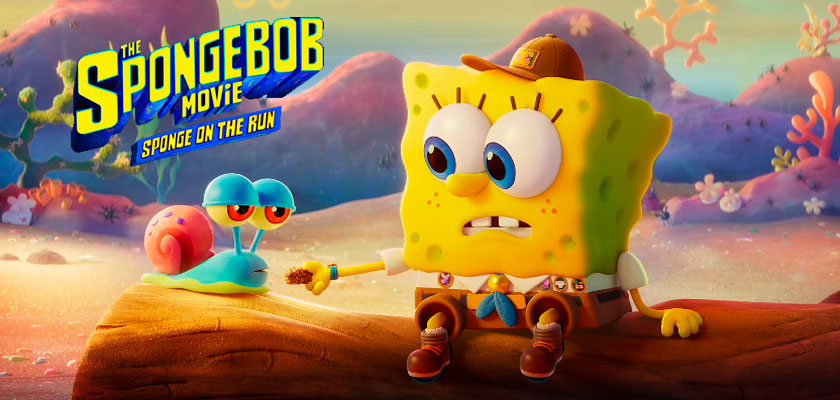 película de bob esponja
