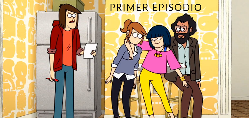 primer episodio de close enough
