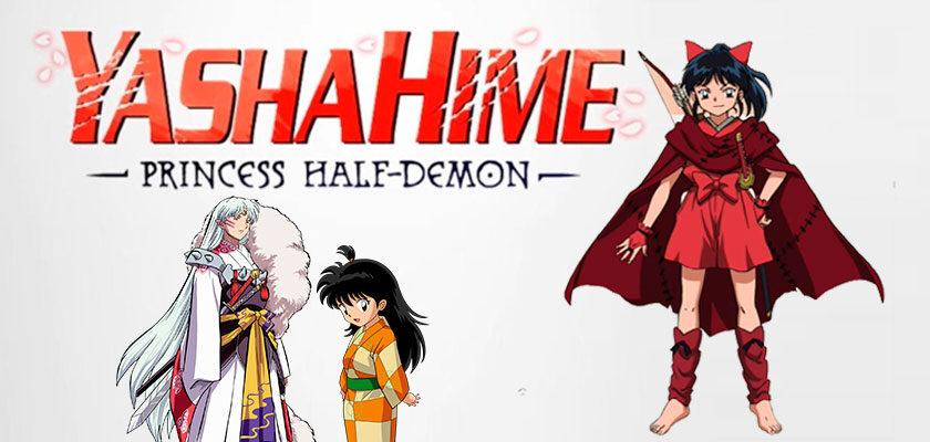 hanyo no yashahime