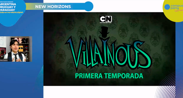 primera temporada de Villainous