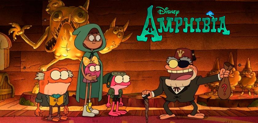 segunda temporada de Amphibia