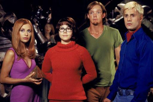 Vilma de Scooby Doo gay