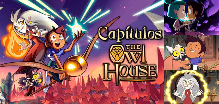 primera temporada de the owl house